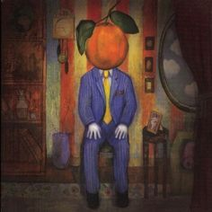 Mr Orange Head, David Mead.