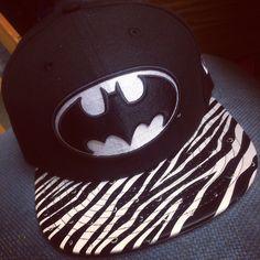 Batman snapback (: