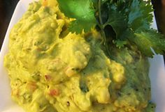 Avocado Guacamole Recipe by Jackie Cameron
