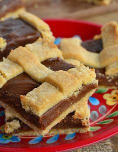 Pasta Frola de dulce de leche: Tres Tenedores