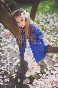 Magnolia, kids coats, flowers, kids fashion, blog, szafeczka.com