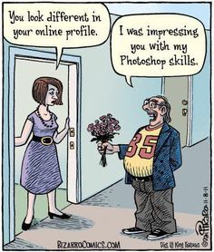 online dating disasters