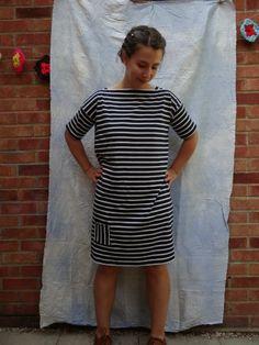 Free pattern - Sailors dress by Marilla Walker | Project | Sewing / Dresses | Kollabora