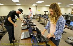Huntsville district preparing more than 22,000 laptops, iPads for new school year. blog.al.com