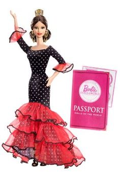 Spain Barbie® Doll | The Barbie Collection