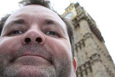 Big Head meet Big Ben.