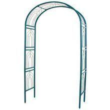 Tierra-Derco 3320 Garden Walk Contemporary Steel Arch