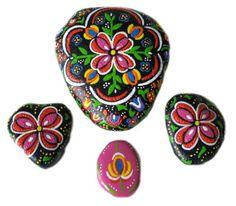 magyar motif 2 - stone art