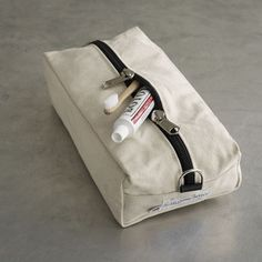 Canvas Dopp Kit | west elm