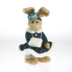 Emily Bunny plush by Boyds 2013