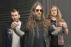 YOB with ENSLAVED AND ECSTATIC VISION!   Doom metal's - and YOB's - time has come. Brining all that heaviness to the Opera House! #Operahouse #heavymetal #electricvibes #mustsee