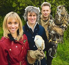 Michaela Strachan, Chris Packham and Martin Hughs-Games. Presenters of Springwatch, Autumnwatch and Winterwatch! Kate Humble, Spring Watch, Female Of The Species, Motion Capture, Wildlife Conservation, Me Tv, Heroines, Mother Earth, Favorite Tv Shows