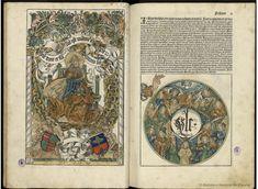 Liber chronicarum, Hartmann Schedel, 1493. INC/750, B