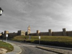 Espadaña del Carmen. #Avila. #Spain.