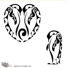 TATTOO TRIBES - Shape your dreams, Tattoos with meaning - penguin, emperor, antarctica, union, devotion, continuity, change