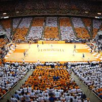 Lady Vols Basketball Game