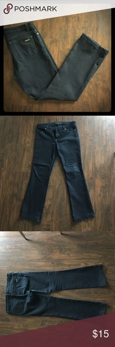 Michael Kors pants Navy Blue Michael Kors pants. Size 10. Michael Kors Pants Boot Cut & Flare