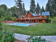 House vacation rental in Leavenworth, WA, USA from VRBO.com! #vacation #rental #travel #vrbo