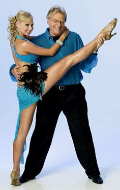 DWTS Season 3 Fall 2006 Jerry Springer and Kym Johnson Placed 5th