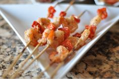 cajun shrimp skewers Lohi's Creations: Nigerian Food and Photography Blog: