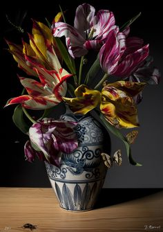 The Wonder in Us - Amsterdam Woonbeurs: Flowers and Shadows - by Ellie Cashman Design