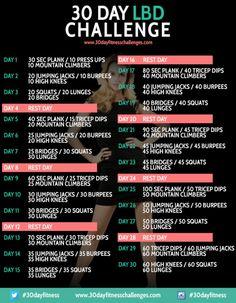 30 day little black dress challenge (LBD)
