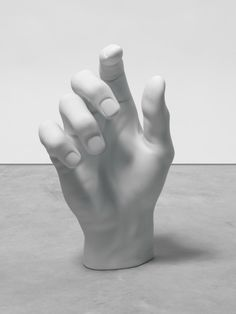 """cocaine-nd-caviar: """" julienfoulatier: """" Sculpture by Marc Quinn. """" Shop at VICEMODE Clothing and get discount with the code… Hand Sculpture, Sculptures, Sculpture Ideas, Plaster Sculpture, Hand Statue, Marc Quinn, Bodies, Hand Reference, Hand Molding"""