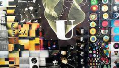 "Martin Venezky makes the phrase ""blurring the boundaries between graphic design and fine art"" into a non-cliché."