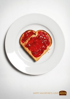 52 Best Valentine S Day Advertising Images On Pinterest