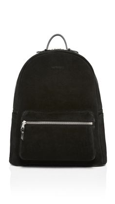 Essential Backpack - Onyx Black Suede Black Suede 64c08bba2f452