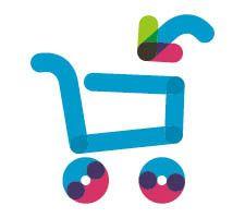 netmarketing, visual identity / icon design, by daily milk
