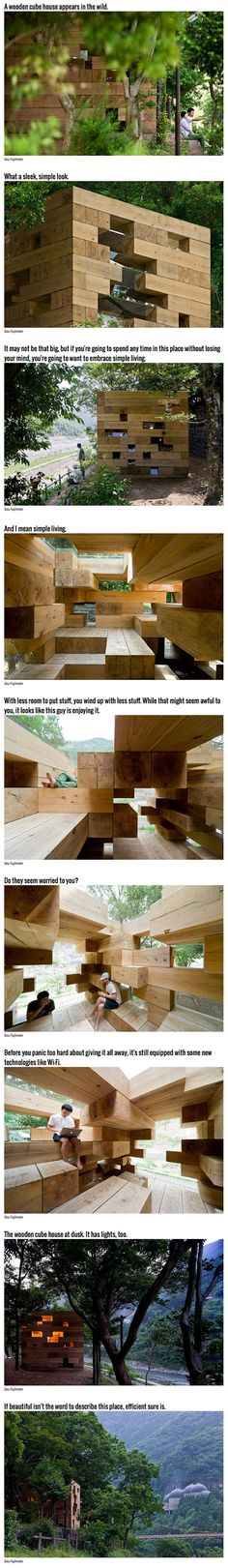This Stack Of Wood Is So Much More Than Most People Realize...And It is Epic.