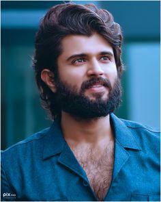 Actor Picture, Actor Photo, Actors Images, Hd Images, Telugu Hero, Vijay Actor, Beard Look, Vijay Devarakonda, Poses For Men