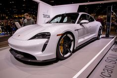 Car enthusiast, Peter Machinis, reveals the top supercars at the nation's largest auto show. Top Supercars, Lexus Lc, Chicago Auto Show, Tesla S, Jaguar F Type, Bentley Continental Gt, Twin Turbo, Ford Gt, Car Manufacturers