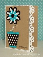A Project by darlene003 from our Stamping Cardmaking Galleries originally submitted 02/08/12 at 10:24 AM