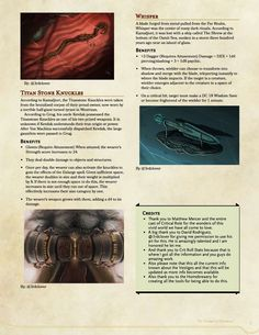"""For all those interested! The complete Vestiges of Divergence! did all the art! Dungeons And Dragons 5e, Dungeons And Dragons Homebrew, Dnd 5e Homebrew, Dragon Rpg, Vox Machina, Dnd Monsters, Pathfinder Rpg, Tabletop Rpg, Tabletop Games"