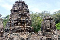 Bayon temple #Cambodia #Asia #Camboya