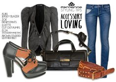 Accessory loving #Fornarina fw 12.13 style tips #style tips