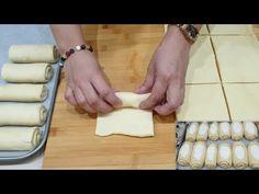 بدون عجن او مجهود❓أحسن مليون مرة من كرواصة وبريوش خبز الحليب المسقي مفيد للاطفال هش وخفيف بدون بيض - YouTube Arabic Food, Croissant, Bakery, Cheese, Pains, Ramadan, Cooking, Pastries, Cooking Recipes