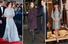 A selection of the most stylish fashion choices by Catherine, Duchess of Cambridge, over the years. Looks Kate Middleton, Duchess Of Cambridge, Sequin Skirt, Sequins, Dresses With Sleeves, Shirt Dress, Stylish, Long Sleeve, Skirts