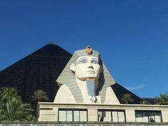 Luxor hotel -Las Vegas