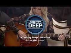 Ashley Monroe - Tennessee Mountain Home - Live from AT&T® U-Verse COUNTRY DEEP™ Women In Country - YouTube
