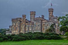 Stornoway Castle, Isle of Lewis