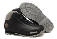black euro hiker timberland boots hot sale