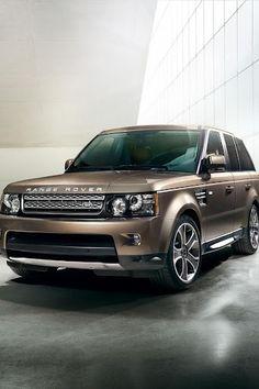 Range Rover... perfect color ♡
