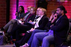 Filmteractive Market: commissioners: Isa Ostartag (Transmedia Managing Director, ZDF, Germany), Arne Sommer (Head of Filmworkshops, Germany), Justyna Troszczyńska (Onet.pl, Poland), Andres Joessaar (Head of Media Research Tallin University, Estonia), Ilze Gailite-Holmberga ((Director National Film Centre, Latvia), Arkadiusz Świerczewski (CEO Iplex.pl / Poland), Adipat Virdi (transmedia author, UK)