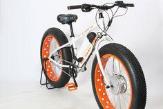 Fat Sand Bike.  Love it...