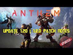 anthem patch 1.11 notes