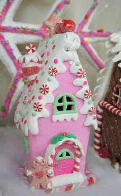 candland chrismass | Belle Candyland Christmas Village 04