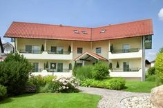 Appartementhaus Irmgard Bad F�ssing Appartementhaus Irmgard is set in Bad F?ssing, 26 km from Passau. Bad Griesbach is 16 km from the property. Free private parking is available on site.  All units have a seating area with a flat-screen TV and CD player.